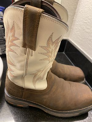 Ariat work boots for Sale in Grand Prairie, TX
