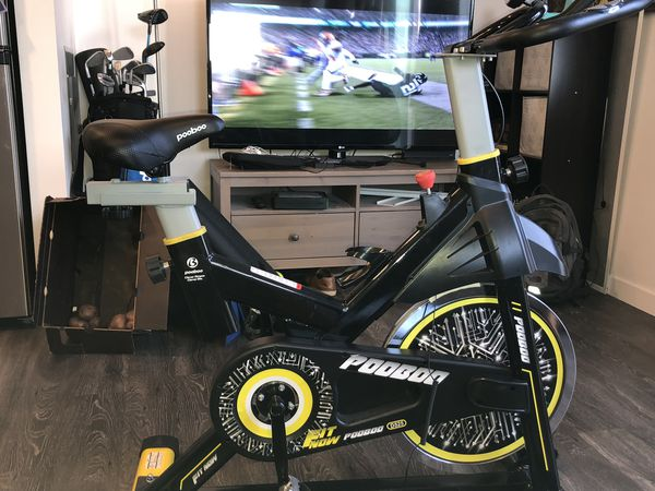 Indoor exercise bike, light usage, and in great shape!