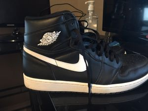 Jordan 1 black ying/yang size 13 for Sale in Phoenix, AZ