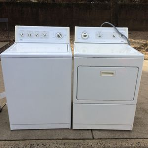 Kenmore Washer/Dryer top load for Sale in Alexandria, VA