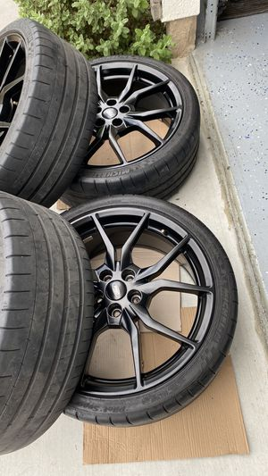 Ford Focus RS2 Wheels for Sale in Perris, CA