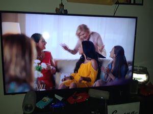 50 inches sharp roku smart tv for Sale in Wichita, KS