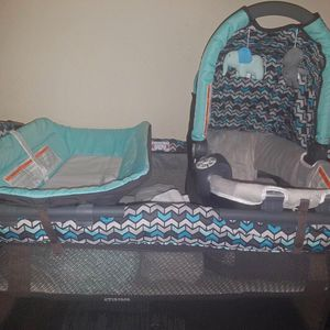 Baby Resort Elite Nursery, 3-6M Clothes & Swaddles, Bottles + Pacifiers, 0-3M Diapers. for Sale in Los Angeles, CA