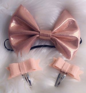 Pink Bows for Sale in Sacramento, CA