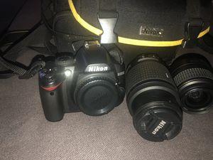 Nikon Digital Camera D3000 for Sale in Modesto, CA