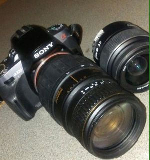 Sony axx3 camera for Sale in Waipahu, HI