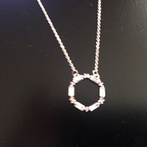 Dainty Rose Gold Toned Pendant for Sale in Tacoma, WA