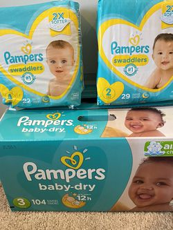 Pampers Diapers for Sale in Vancouver,  WA