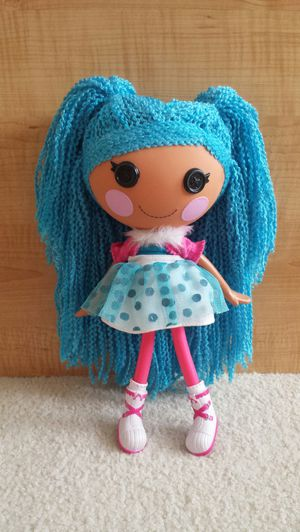 Lalaloopsy Loopy Hair Mittens Fluff 'N Stuff - Full Size Doll. Excellent Condition. for Sale in Saint Petersburg, FL
