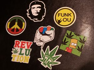 7 stickers for Sale in Monrovia, CA