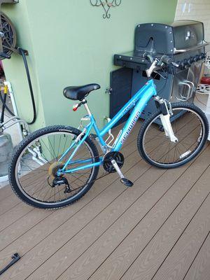 Women's Schwinn Ranger 21 speed 24 inch mountain bike bicycle for Sale in Clearwater, FL