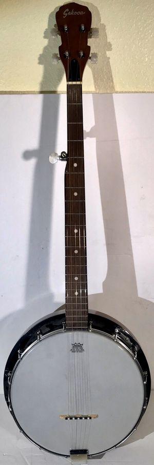 Vintage Sekova 5 String Banjo USA Made for Sale in Scottsdale, AZ