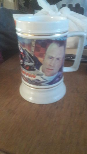 Mark Martin glass beer mug for Sale in Clearwater, FL