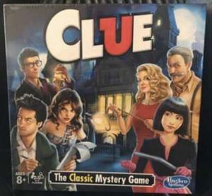 Clue game board for Sale in Chesapeake, VA