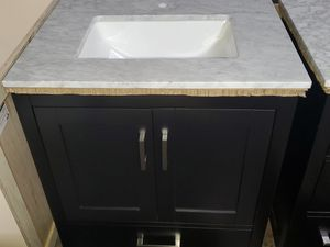 "30"" and 48"" Black Vanity sale for Sale in Pinellas Park, FL"