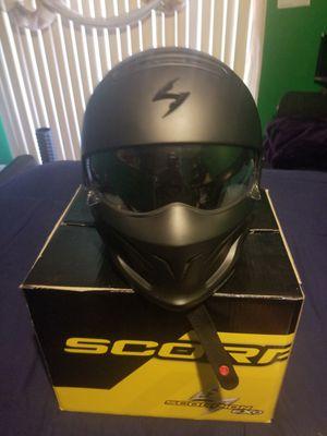 Scorpion Exo covert motorcycle helmet for Sale in Las Vegas, NV