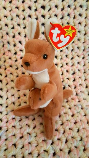 1996 Pouch Ty Beanie Baby for Sale in San Gabriel, CA
