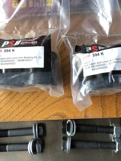 Control Arm Bushings With New Hardware for Sale in Tacoma,  WA