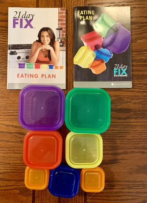 21 day fix for Sale in Bothell, WA