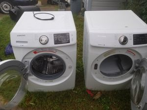 Samsung washer and dryer for Sale in San Angelo, TX