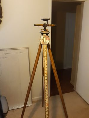 Bostrom No. 5 Antique Survey Equipment for Sale in Cypress, TX
