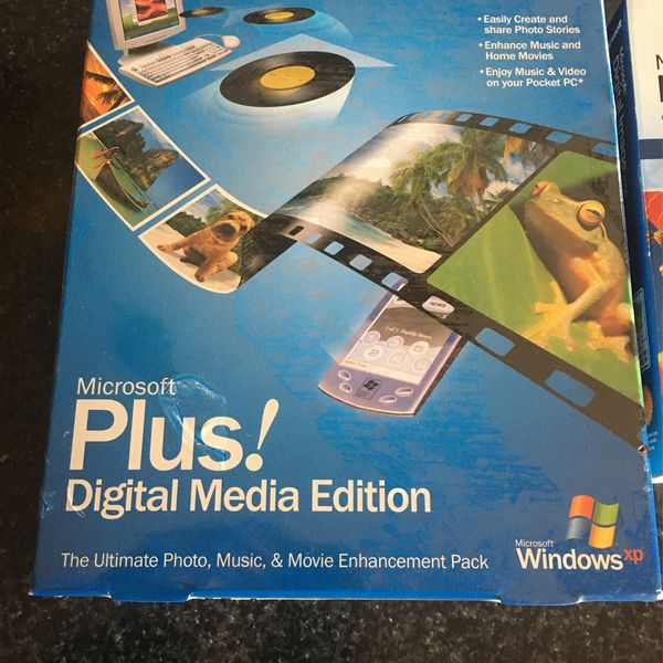 Software Combo-Digital Image Media Plus SEALED