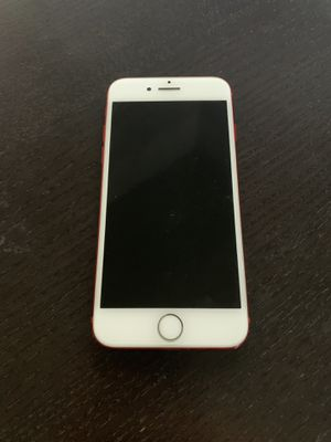 Fully Unlocked IPhone 7 Red 128GB for Sale in Riverside, CA