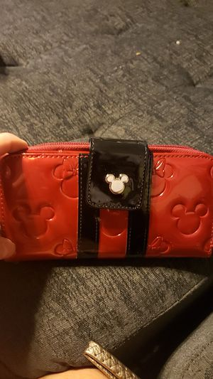 Mickeymouse wallet like new for Sale in Zephyrhills, FL