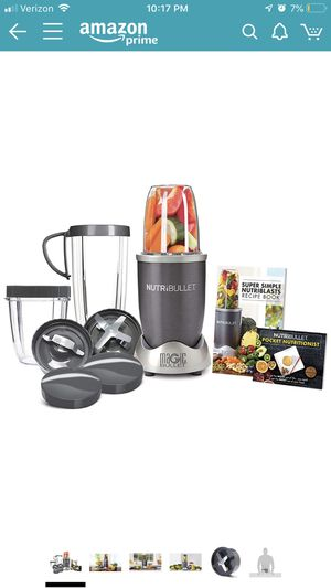 Nutibullet blender for Sale in Virginia Beach, VA