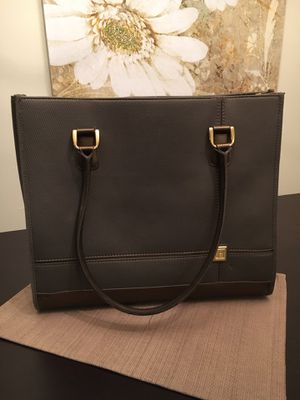 Brown Handbag by Diane Von Furstenburg for Sale in French Creek, WV