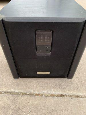270 Watt Sony SEN-R6500 Subwoofer (Model SA-W651) for Sale in Gilbert, AZ