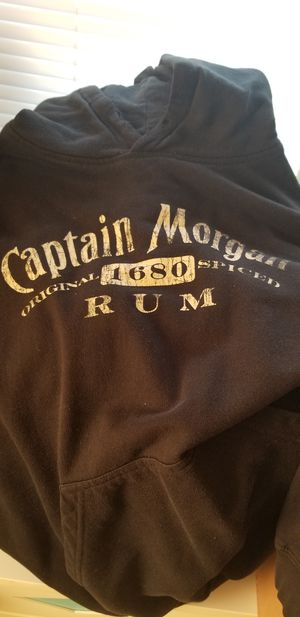 Capt Morgan Hoodie for Sale in Rocky Ridge, MD