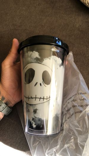 The nightmare before Christmas travel cup new for Sale in Bell Gardens, CA