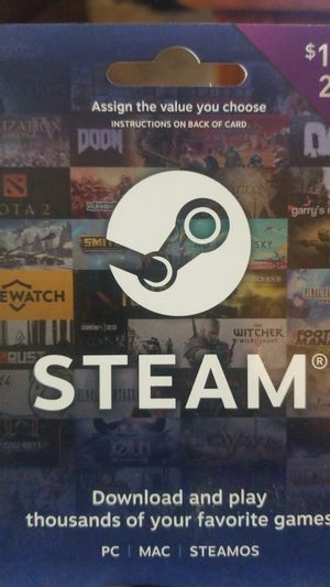 $100 Steam Card for Sale in Hagerstown, MD
