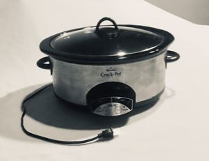Rival 6-Quart Slow Cooker From Crock Pot for Sale in Auburn, WA