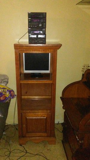 X2 PINE BOOKSHELVES OR OTHER STAND for Sale in Olympia, WA