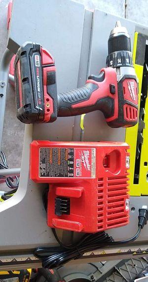 "Milwauke M18 1/2 "" Drill for Sale in Calexico, CA"