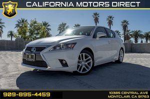 2017 Lexus CT for Sale in Montclair, CA