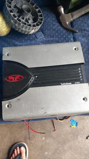 Rockford fosgate amplifier 2chanel for Sale in Las Vegas, NV