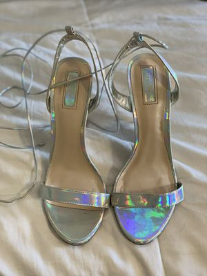 Iridescent heels for Sale in Haines City, FL