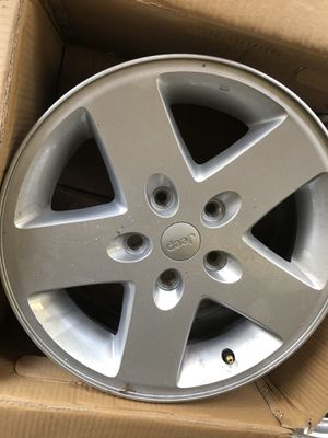 BRAND NEW Jeep OEM Wheels for Sale in Olivette, MO