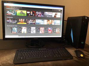 Alienware Desktop PC Setup for Sale in Davis, CA