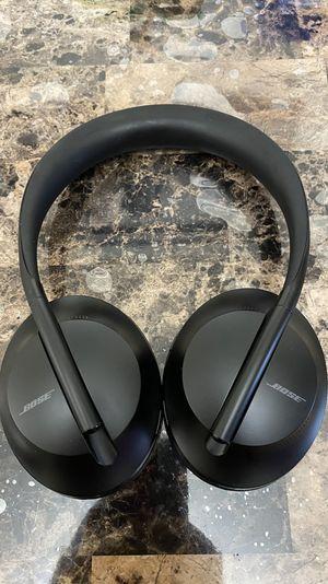 BOSE Noise Cancelling Headphones 700 for Sale in Scottsdale, AZ
