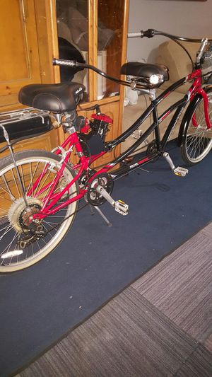 Custom motorized tandem beach cruiser for Sale in La Mirada, CA