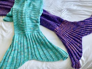 Mermaid blankets for Sale in Alexandria, VA
