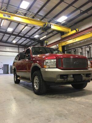 2003 Ford Excursion Eddie Bauer 4x4 6.0L Diesel for Sale in Lakeland, FL