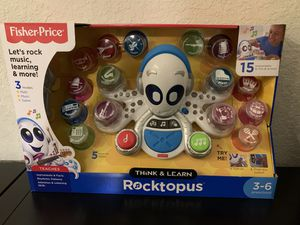 Fisher-Price Think & Learn Rocktopus for Sale in Windermere, FL