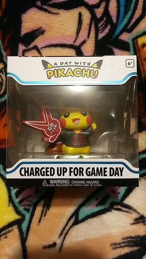 Funko A Day With Pikachu Charged Up for Game Day Pokemon Center Exclusive for Sale in Cypress, CA