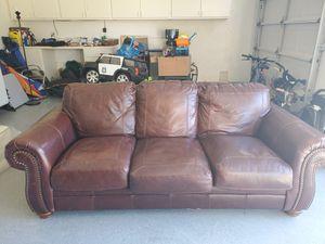 Ashley furniture beautiful sofa for Sale in La Costa, CA