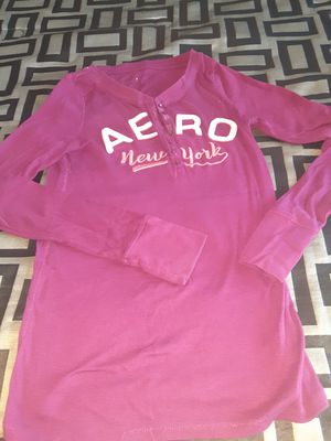 Pink Aeropostale long sleeve shirt size large for Sale in Orlando, FL